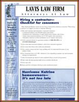 Winter 2006 - 2007 Newsletter