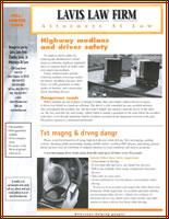Fall/Winter 2008 Newsletter