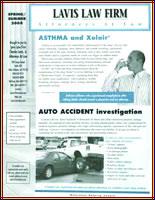 Spring/Summer 2008 Newsletter