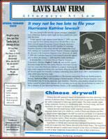 Spring/Summer 2009 Newsletter