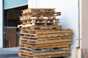 shipping crate injury