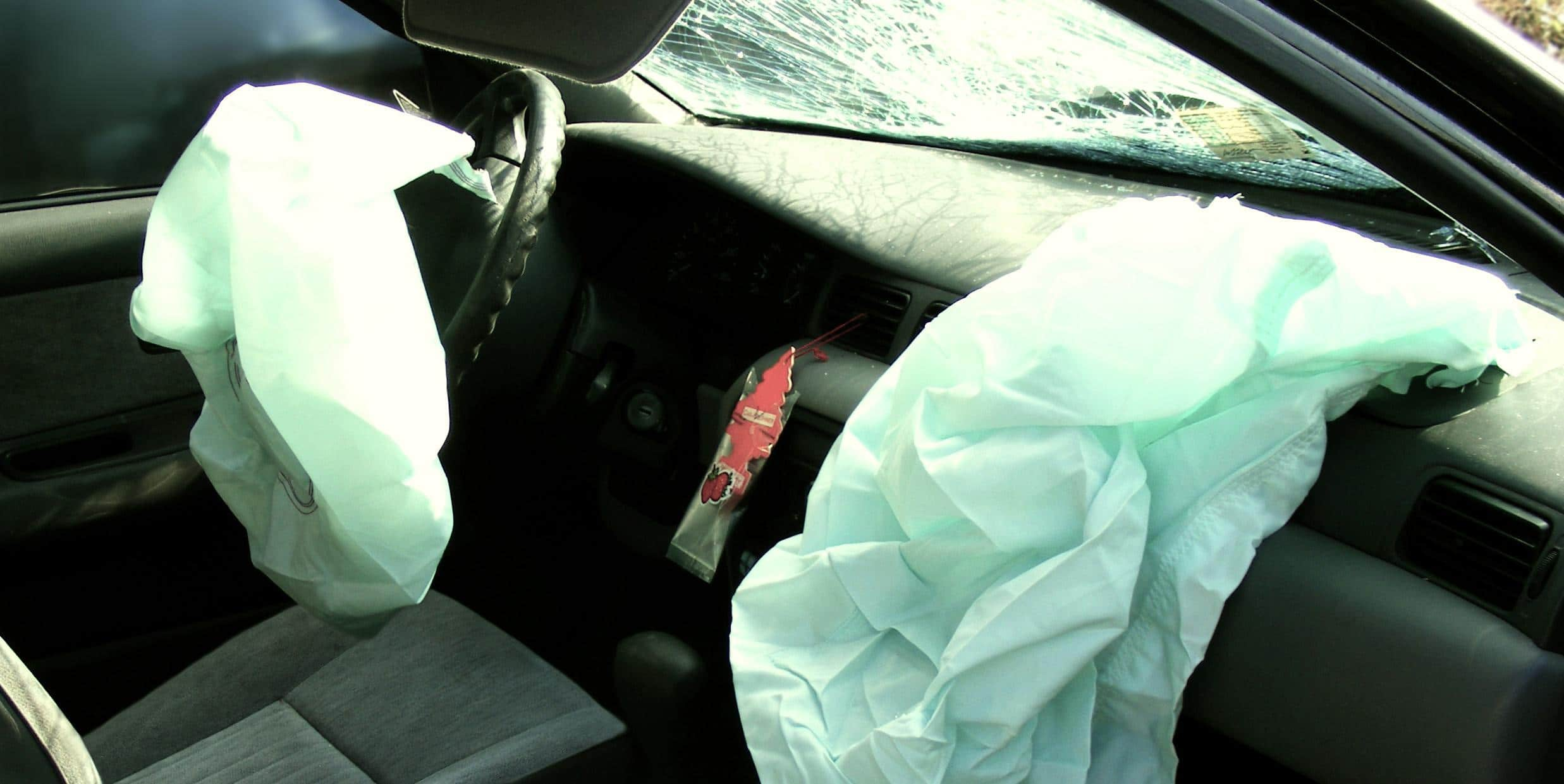airbags car accident liability