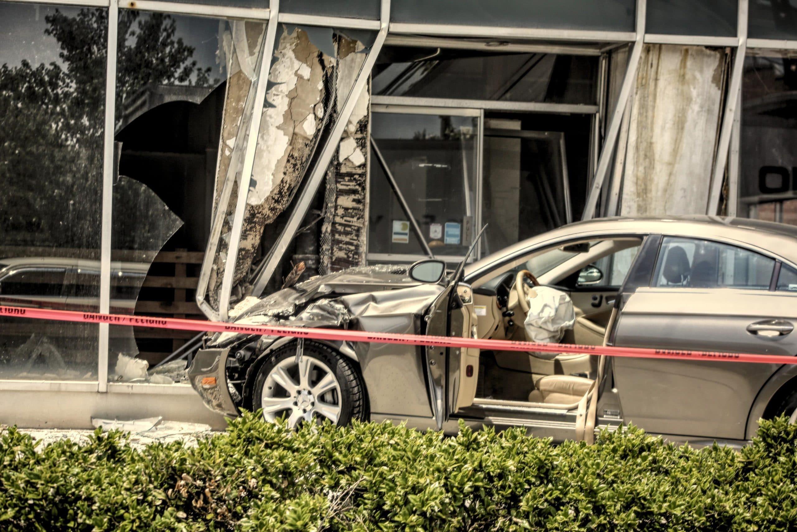 liability pre existing car accidenty