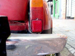 car fender