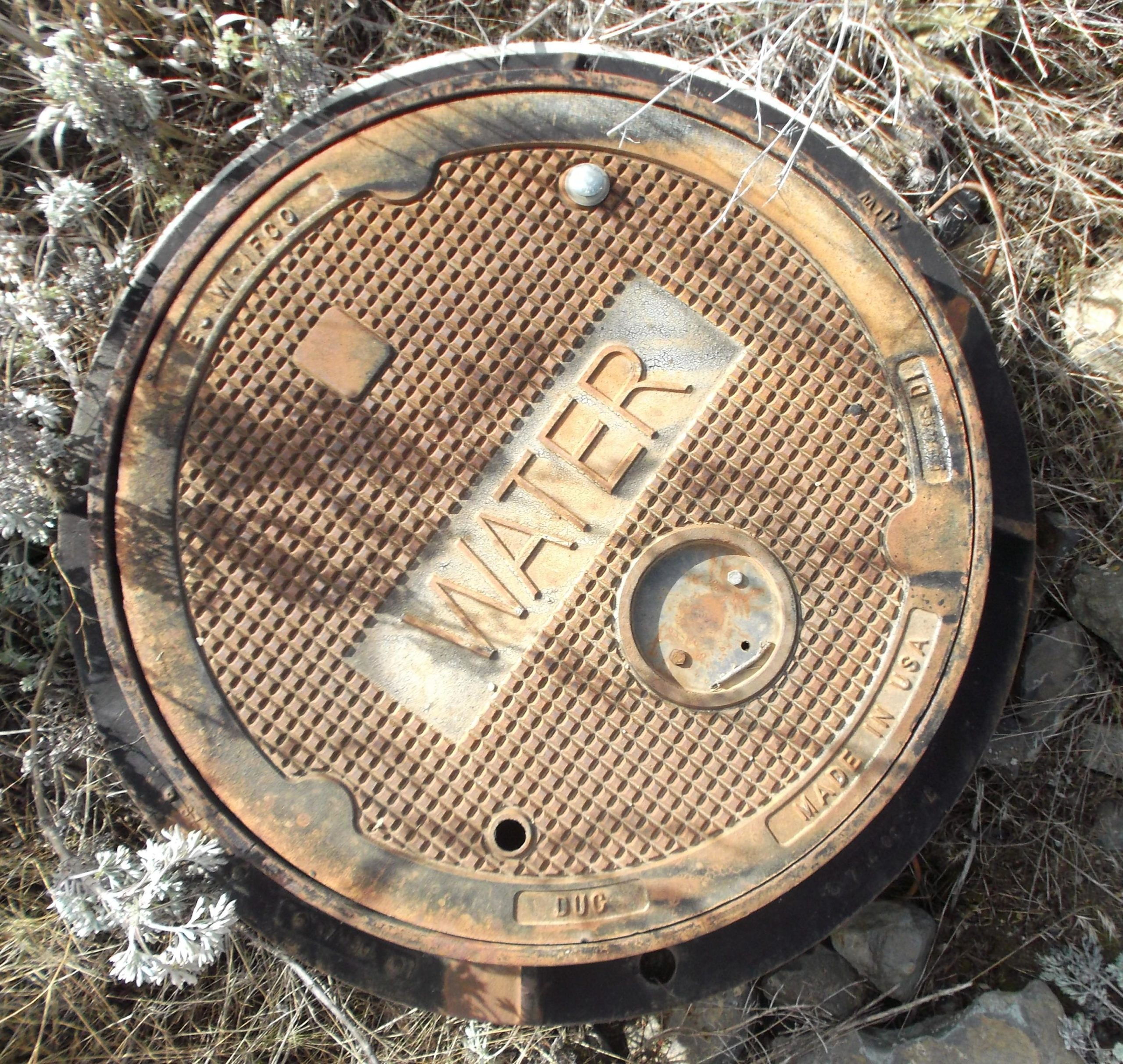 water meter liability