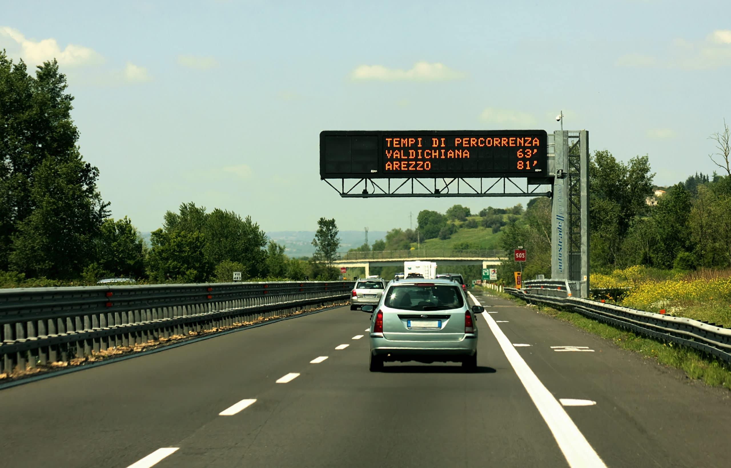 car lane liability