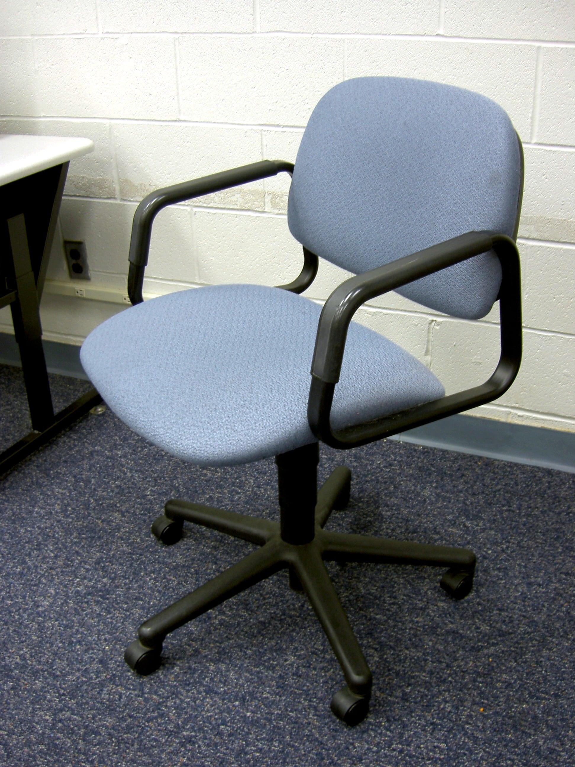 liability chair injury