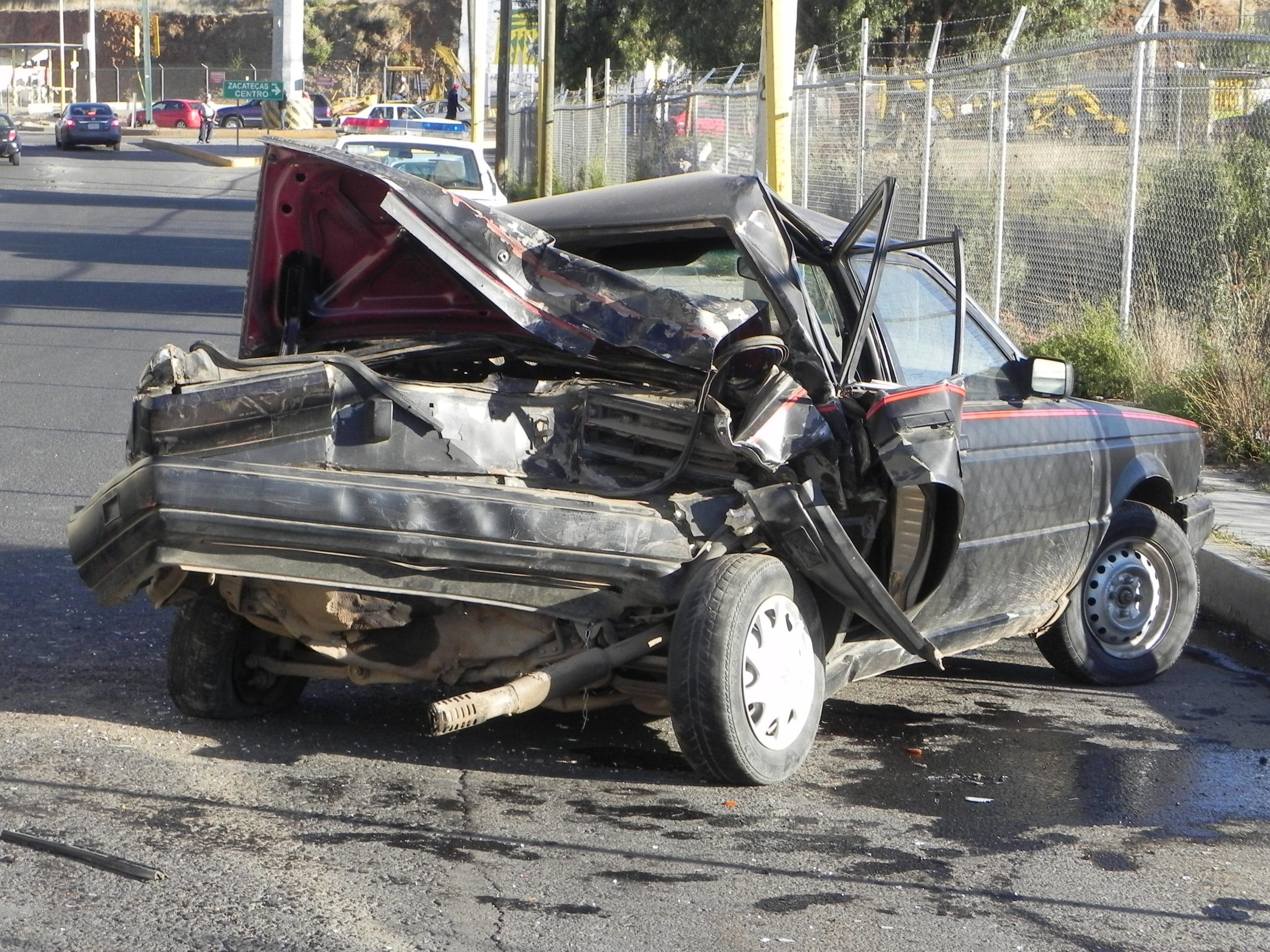 fatal injury crash
