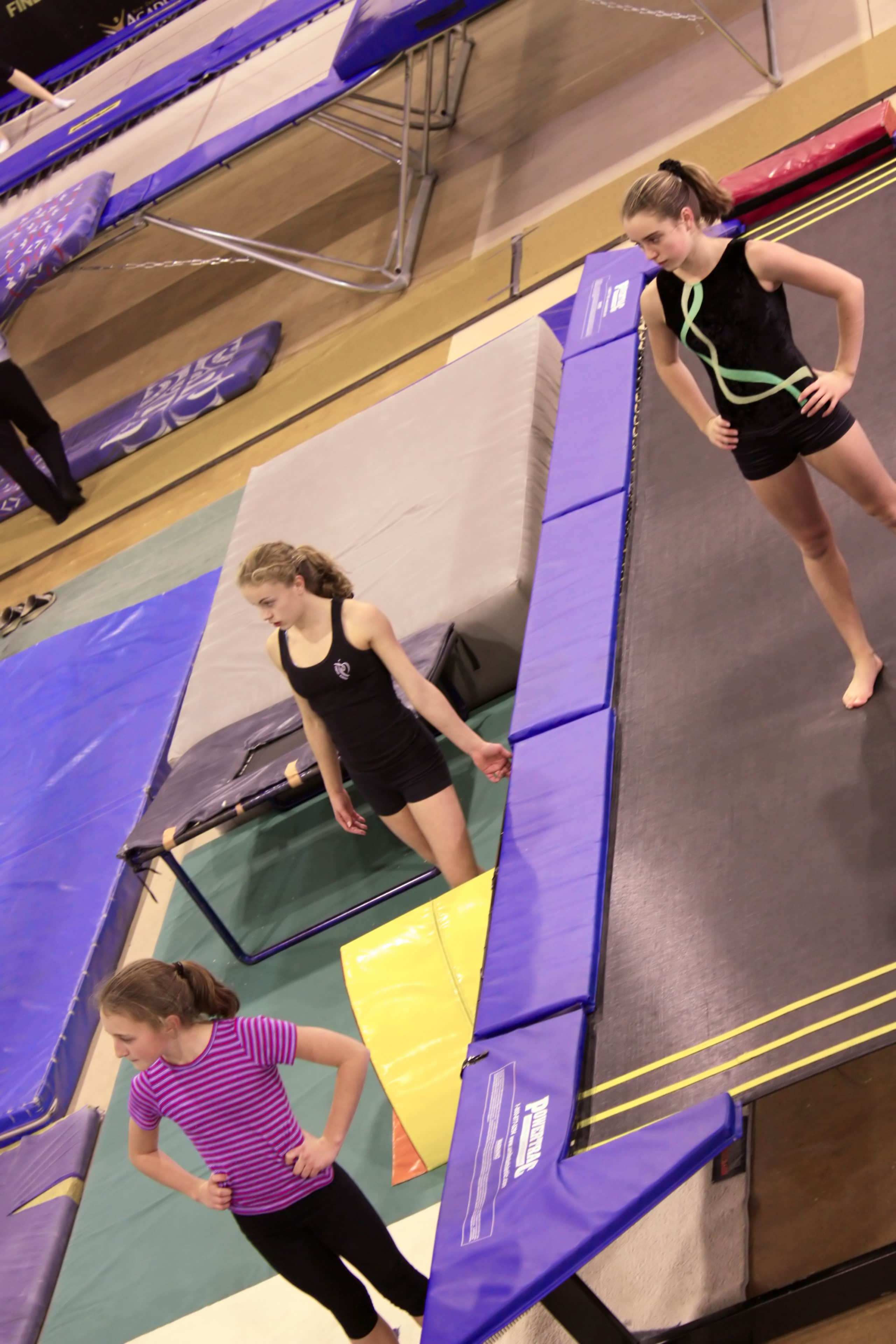 trampoline assignment liability