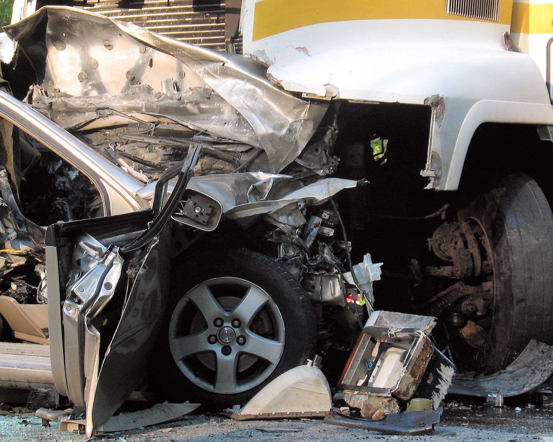 accident liability appeal