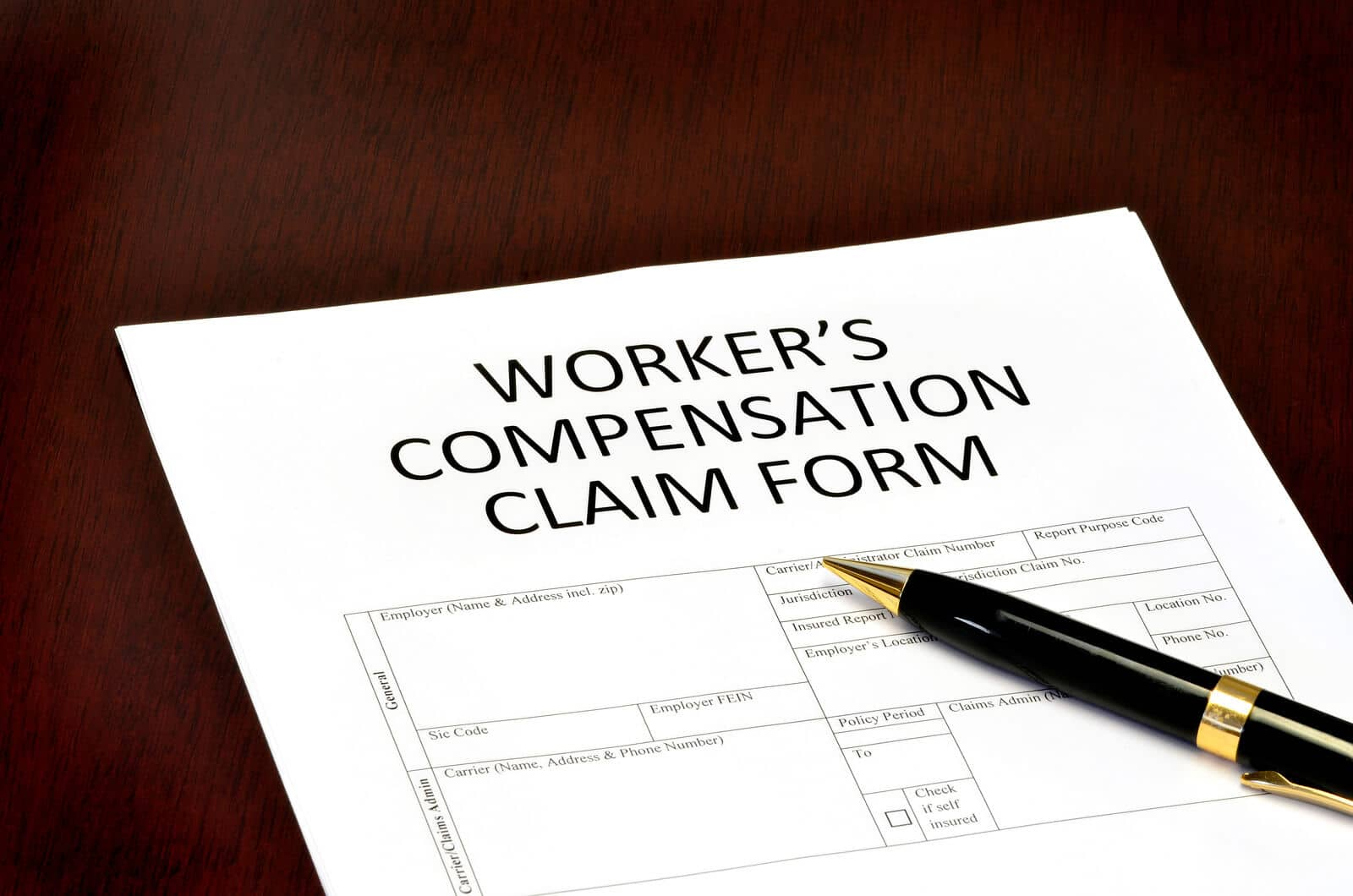 louisiana workers comp form