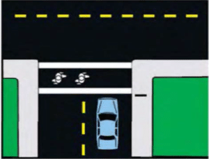 the driver shall yield the right-of-way to any pedestrian legally crossing the roadway on which he is driving